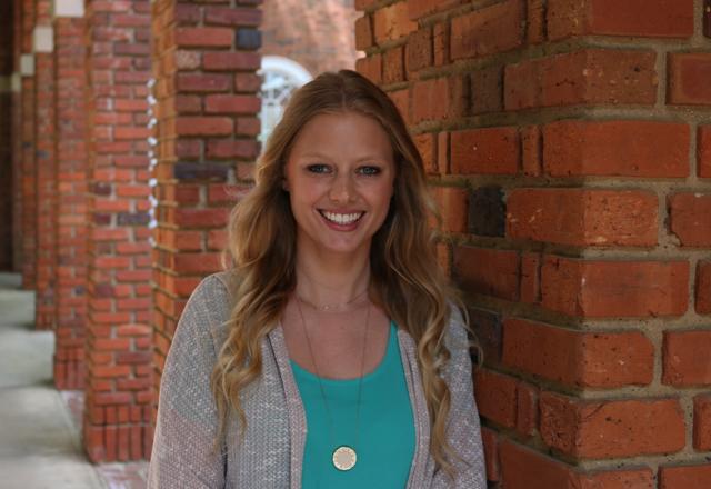 Meet Our Newest Rockstar: Caroline McSwain