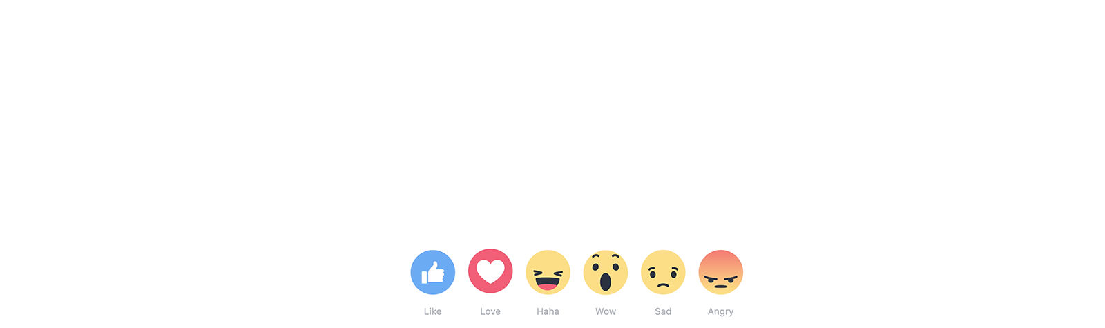 Wow! Our Facebook Reaction