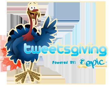 tg tweetsgiving logo - Spreading Gratitude for Healthy Children – #Tweetsgiving 2009 - #healthykids