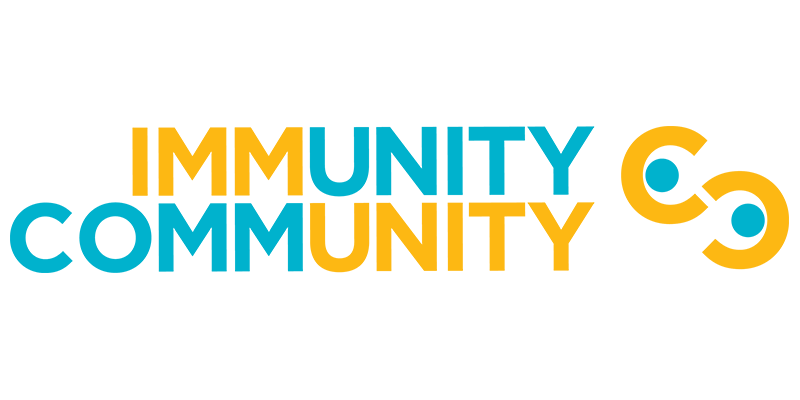 IC logo - Immunity Community