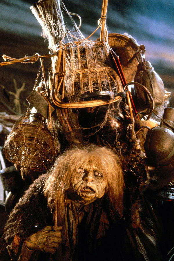 Junk - Pinterest: Get Ugly for a Cause & Don't be a Labyrinth Junk Lady
