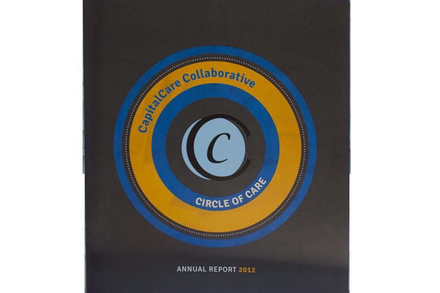 cover2 - CapitalCare Collaborative - 2012 Annual Report