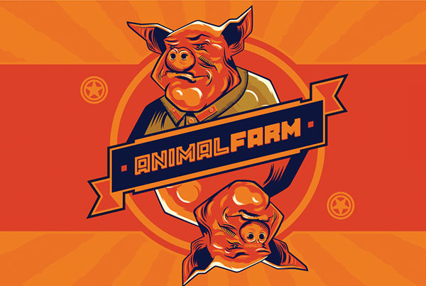 Animal Farm and the Social Media Revolution