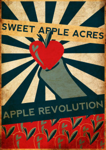 apple revolution poster by fr3zo d5acw6b - NC Conservation Network 10 Year Plan + Annual Report