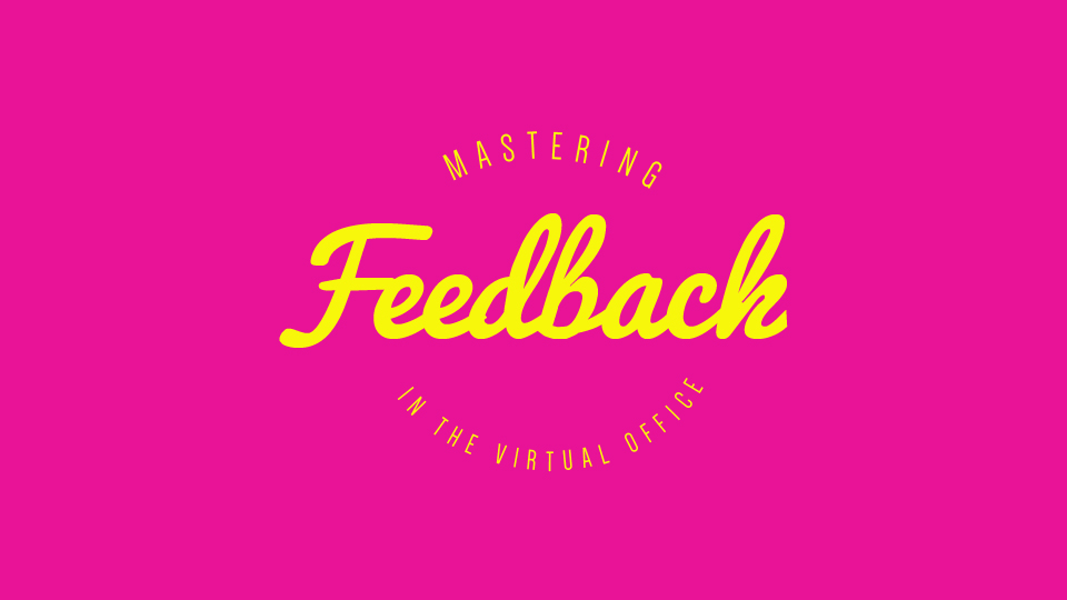 Mastering Feedback thumbnail - Nonprofit Communications Training